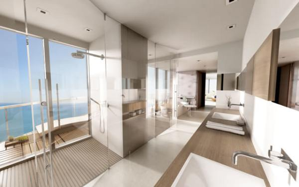 Regalia Sunny Isles Beach Bathroom