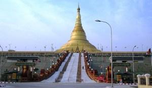Myanmar pagoda
