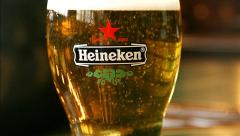 heineken glass