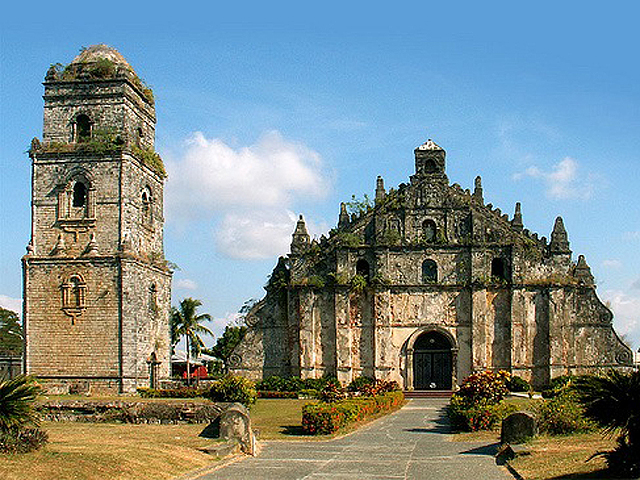 paoay-church