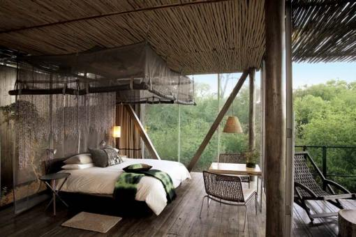 Design Inspirations: Singita Game Reserves