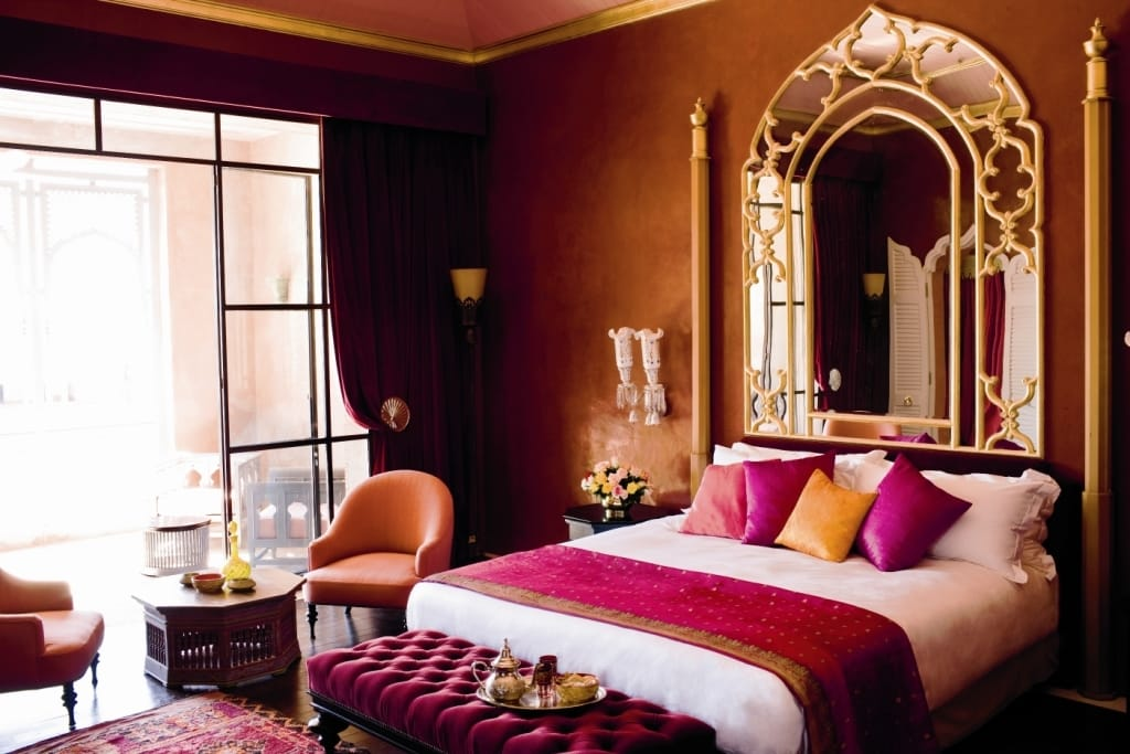 The hottest new hotels in Marrakech