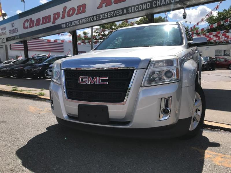 GMC Brooklyn  Queens  Staten Island  Jersey City  NY   Champion Auto     Used 2011 GMC Terrain in Brooklyn  New York   Champion Auto Sales  Brooklyn