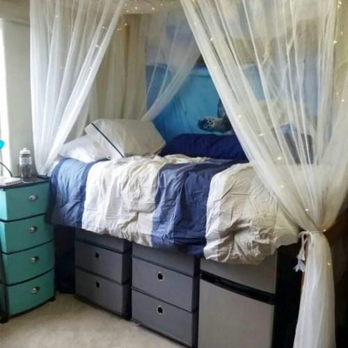 Medium Of Decorate College Dorm
