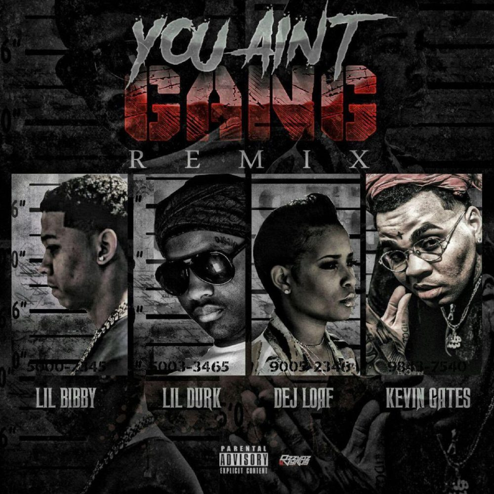 you aint gang remix