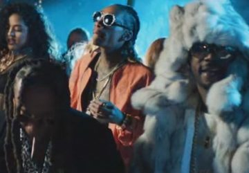 juicy j aint nothing video