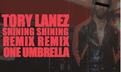 tory lanez shining remix