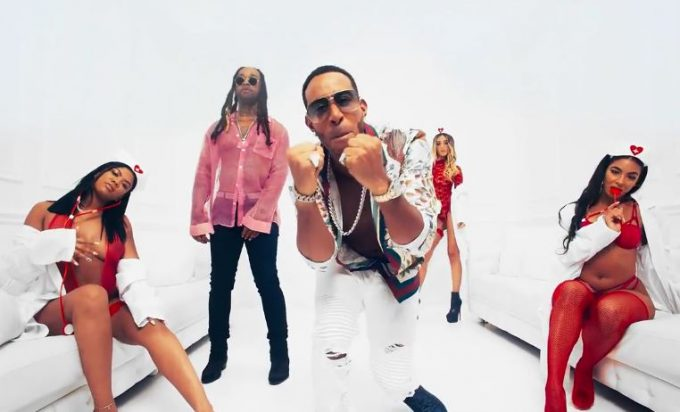 Vitamin D Ludacris and Ty dolla sign video