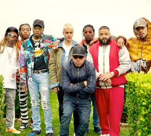 dj khaleds im the one goes platinum