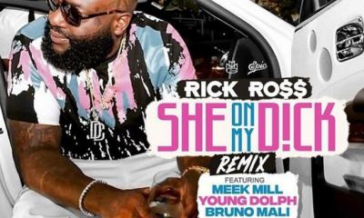 rick ross she on my dick remix