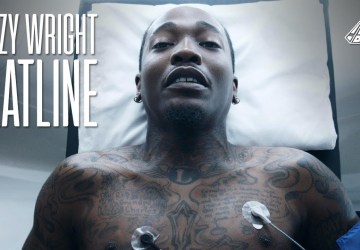 dizzy wright flatline video