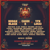 cardi b kodak black and yfn lucci headline miami trap circus