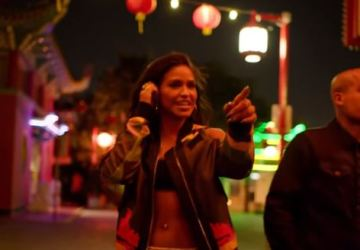 cassie ft g eazy love a loser video