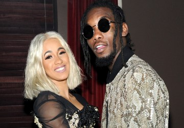offset gets cardi b tattooed on his neck