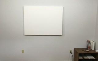 New Studio, Blank Canvas