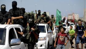 PALESTINIAN-CONFLICT-GAZA-DEMO