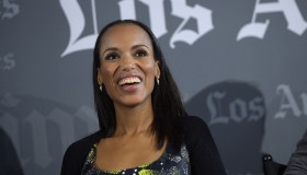 Los Angeles Times Envelope Screening Of 'Scandal'