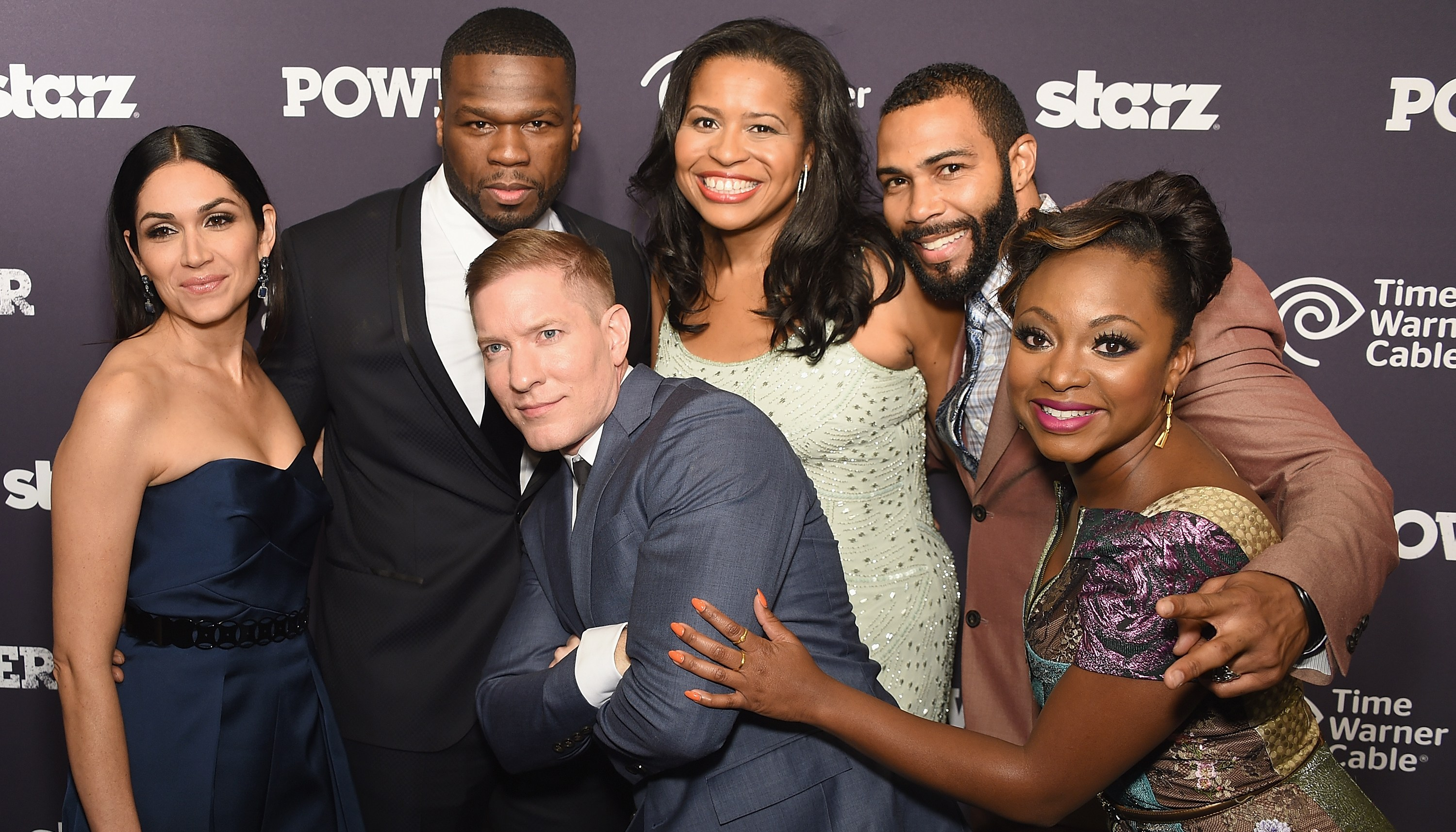 'Power' Season Two Series Premiere - Arrivals