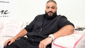 DJ Khaled Visits Music Choice