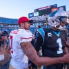 San Francisco 49ers v Carolina Panthers