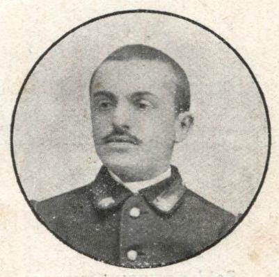 Albino Motta, Caporale belluschese alla Grande Guerra