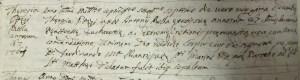 1767 - Pozzi, Teresa sposata Rolla Antonio Francesco, Morte (Archivio Parrocchiale San Marino, Pavia)