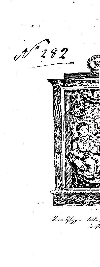 Della pietà, l'esposta Tecla Smalti da Venezia