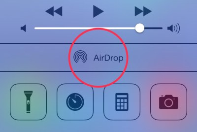 How to use AirDrop on iPhone & iPad in iOS 7