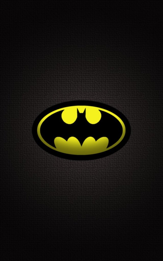 batman logo iphone 5s wallpaper