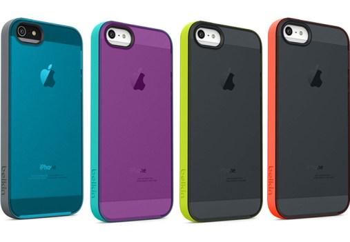 Belkin Grip Candy Sheer Case iPhone 5s