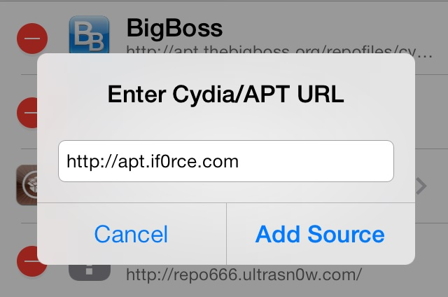 List of Must Have Cydia Repos for Your Newly Jailbroken iOS 7 Device