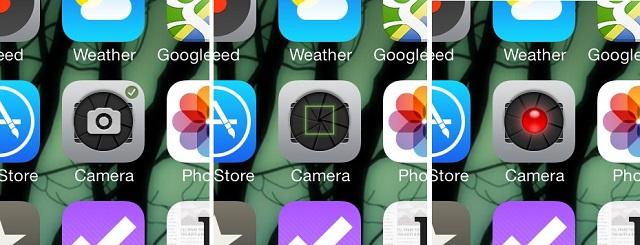 QuickShoot Pro iOS 8 tweak