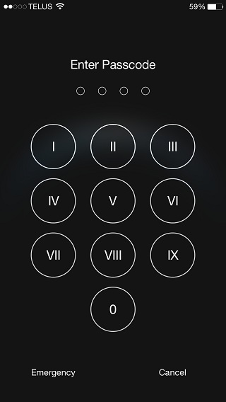 romanpasscode tweak