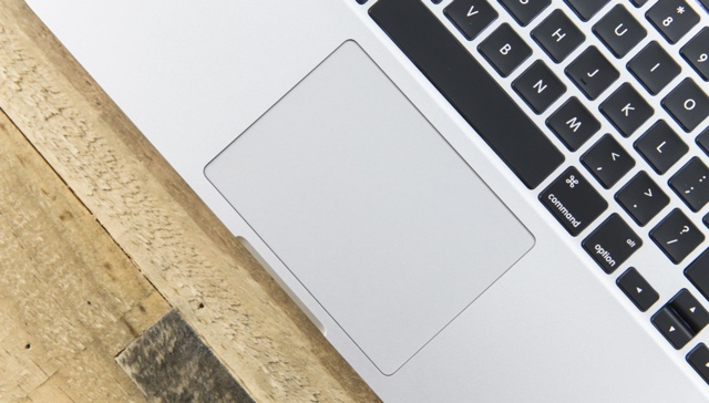 Macbook forcetouch trackpad