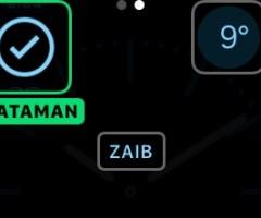 DataMan feat watch