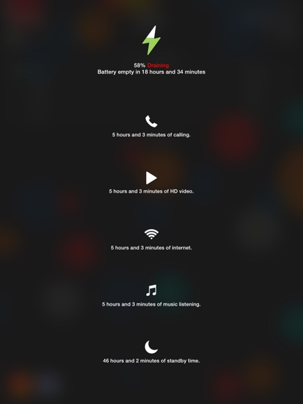 Battery personal assistant