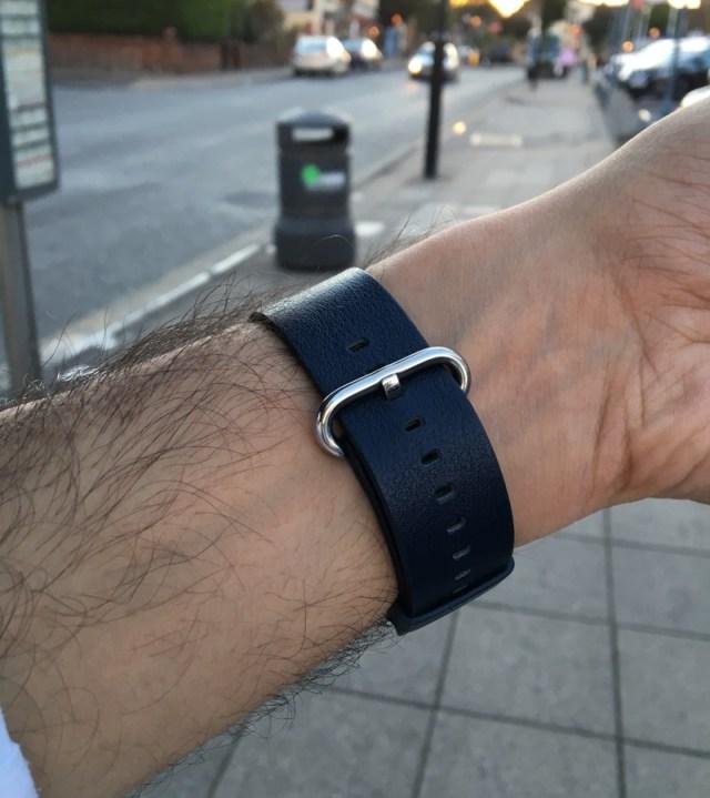 Olixar Apple Watch Strap blue