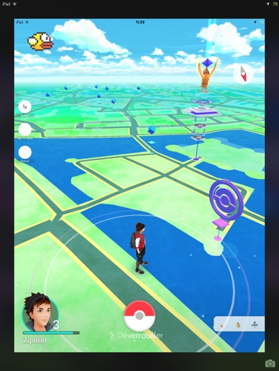 Pokemon Lock tweak