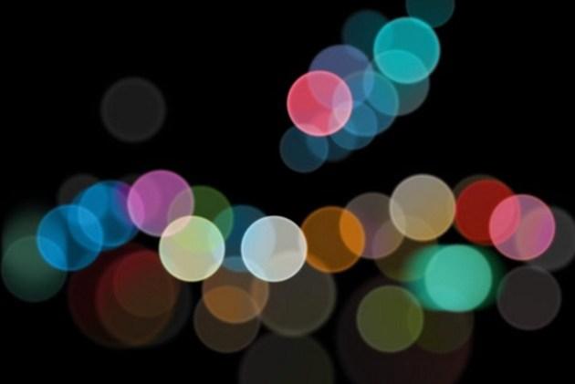 iPhone 7 event main