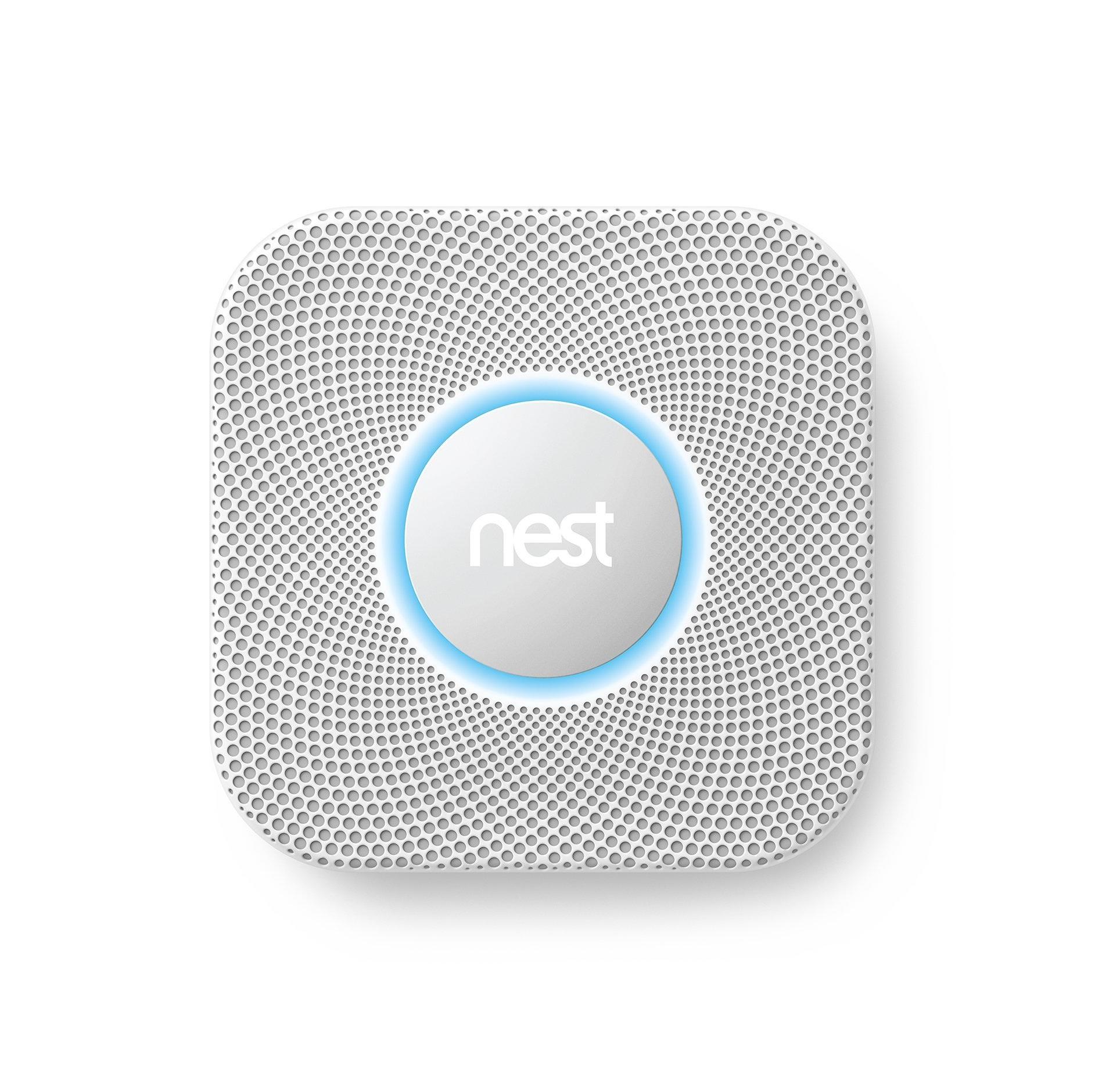 Nest Protect Smoke Plus Carbon Monoxide