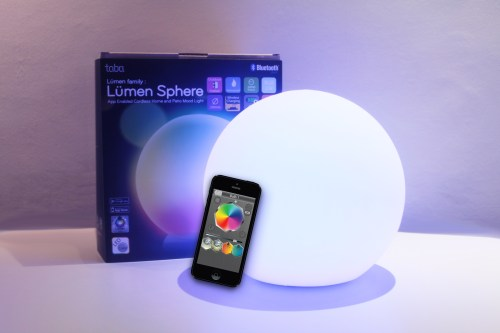 Internet of Things Devices in Home automation. Smart Bluetooth Bulb.