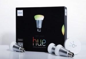 Hue Smart Bulbs from Philips