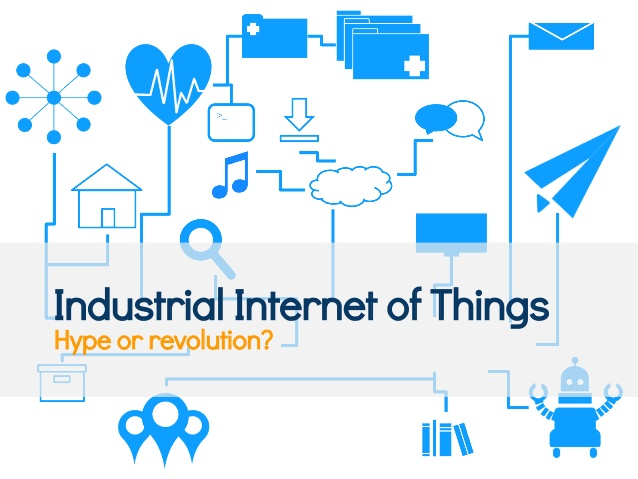 what is industrial internet of things