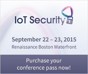 IoT security event