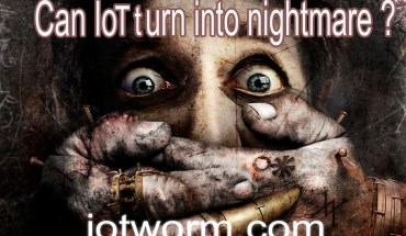 Can Internet of Things technology turn into bad nightmares