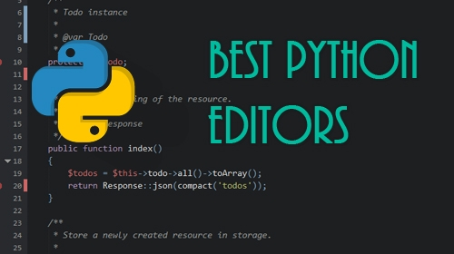 best python image