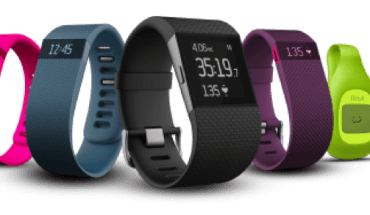 FitBit fitnes tracker uses IoT technology
