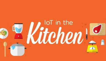IoT in Kitchen - Connected Kitchen Internet of Things