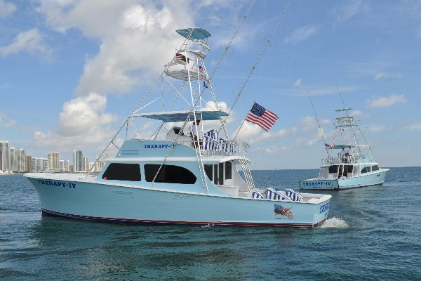 Boat charters in miami outdoor adventures for fishing for Deep sea fishing boat