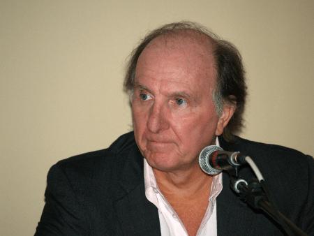 Wayne Barrett in 2007. Photo: David Shankbone/Wikimedia Commons
